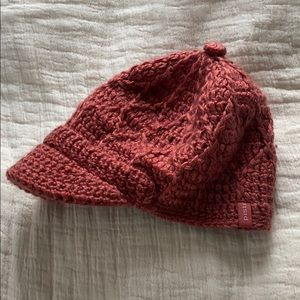 Knit beanie by pistil fleece lined
